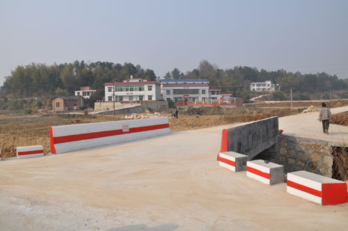 农村危桥改造
